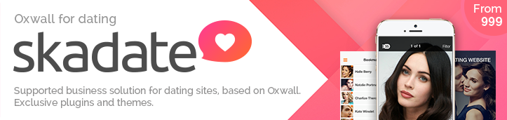 SkaDate: Oxwall for dating